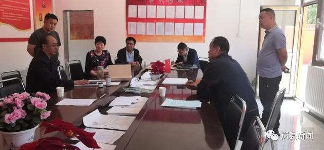 黄河新闻网吕梁频道岚县:燕明星在社科乡调研督导脱贫攻坚工作