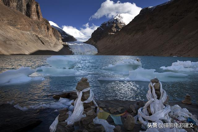 [旅行百事通]自驾环游新219国道岗巴有个曲登尼玛冰川,美哉