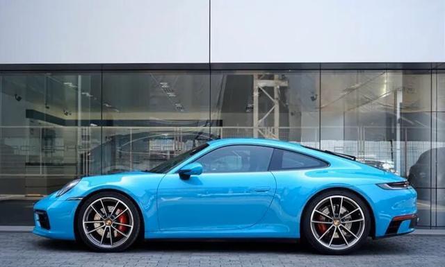 汽车资讯■世界上最轻松的工作——保时捷911设计师!