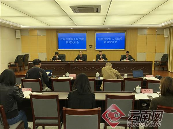 『云南网』红河州强化知识产权司法保护