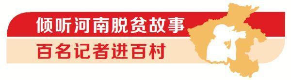 """大河网百名记者进百村丨老贾家的墙画""""上新""""记"""