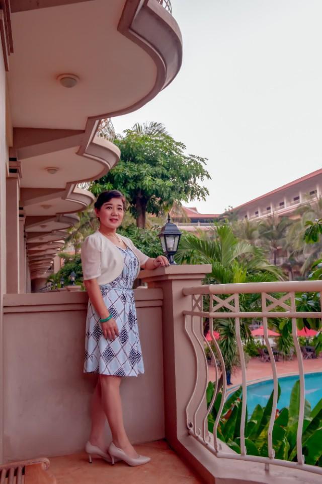 [旅行柚子君]柬埔寨之行(一)初到暹粒
