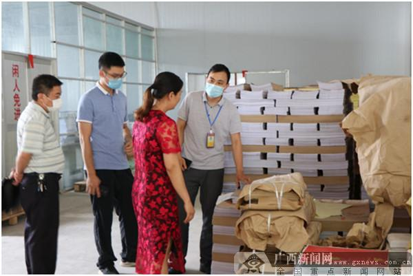 广西新闻网浦北县:溯本清源 净化文化环境