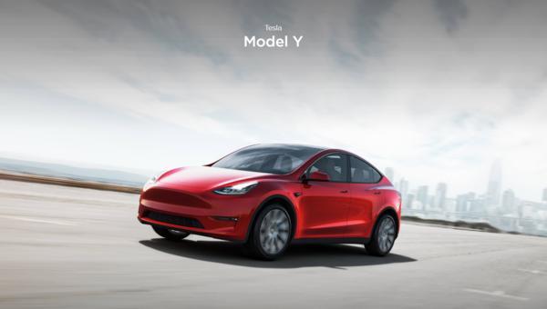 「汽车资讯」特斯拉Model Y开始交付 首批车主为美国犹他州客户