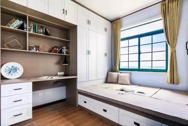 「家装看这里」榻榻米床+柜子设计好不好?30个案例告诉你