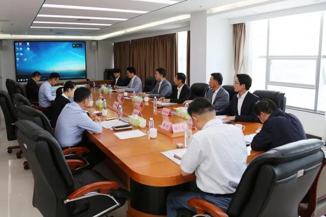 #齐鲁晚报日照新闻发布#日照开发区助力坦迪斯业务结构转型升级