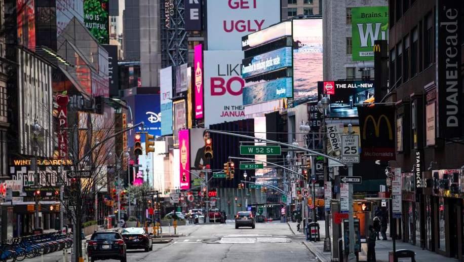 「央视新闻」特朗普:纽约首次出现死亡病例增幅下降 强调重启经济紧迫性