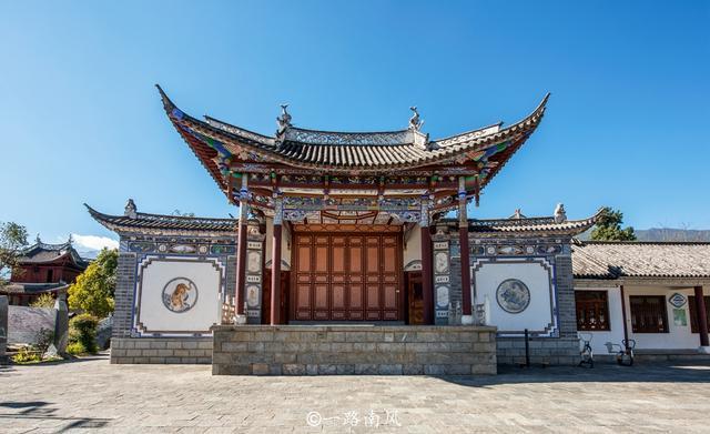 约吗旅行@大理白族文化的发源地,南诏曾在此建都,景色优美,游人不多