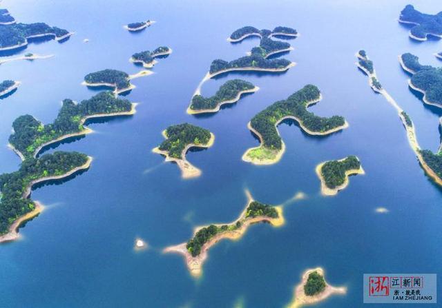 约吗旅行@春到千岛湖:绿水青山入画来