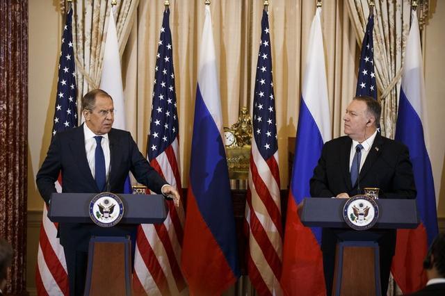 新华社客户端俄罗斯外交部批评美国退出《开放天空条约》
