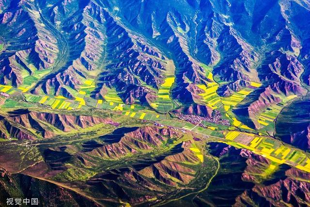 [旅行柚子君]你一定得看看,祖国这三千里的大好河山