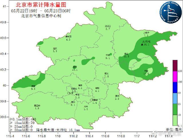 北京日报客户端阵风六级!北京午后大部地区仍有雷阵雨