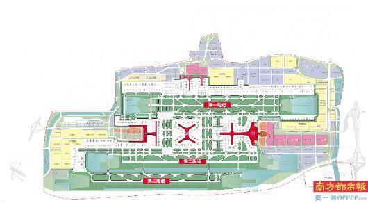 「南方都市报」投资超百亿!深圳宝安国际机场三跑道开工建设