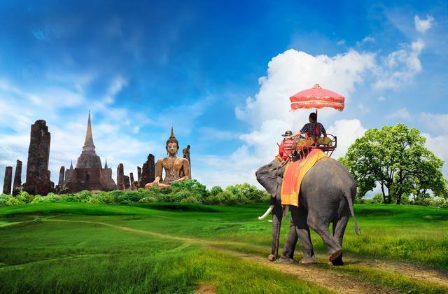 玩乐足迹▲去泰国买榴莲得先知道这些!导游的话不能不听