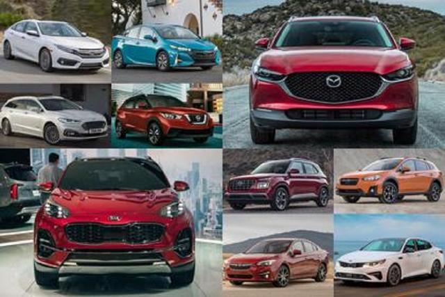 小蜜疯汽车:放眼全球,这5款车最懂年轻人,竟然清一色日韩系