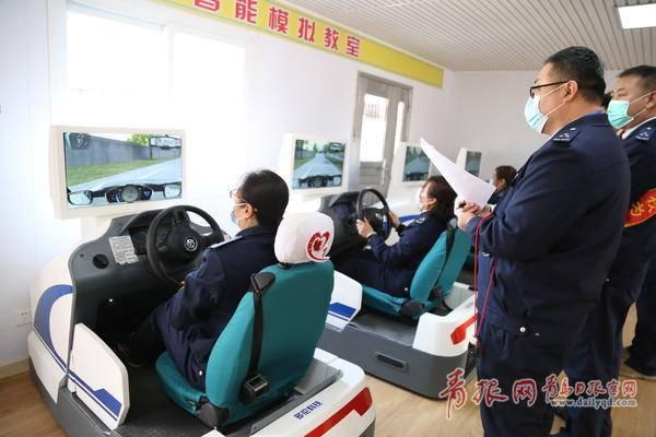 [车与生活]室内3D模拟设备成赛场!疫情中,一场特殊公交比武举行