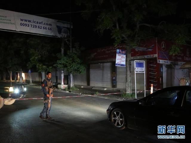 环球网阿富汗首都发生自杀式袭击致2死2伤