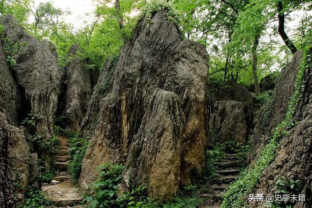 趣旅游▲家乡历史:你知道八公山这几处景区的历史故事吗?快跟老廖来了解