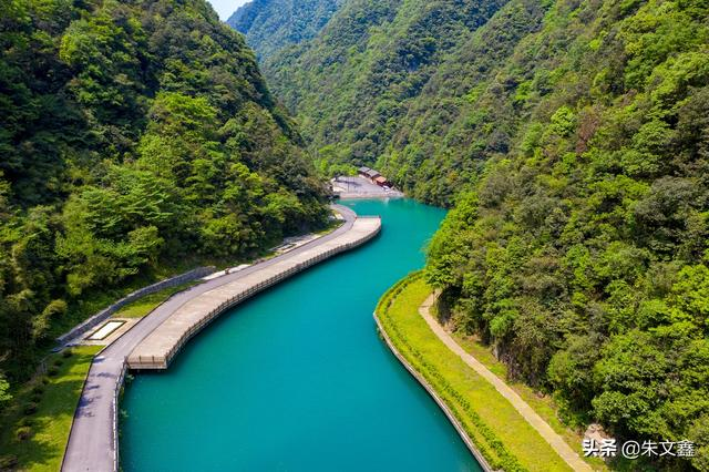 #约吗旅行#在20°的神龙峡,独爱那一份清净、清凉、清爽和清幽