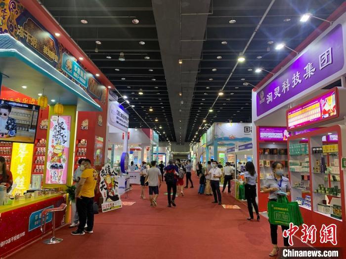 「中国新闻网客户端」2020中国国际电子商务博览会闭幕 成交额超11.2亿