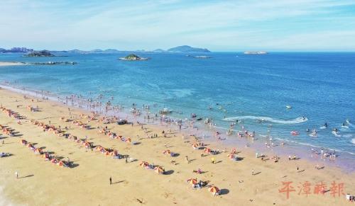 「結伴旅游」端午假期平潭日均接待近3萬游客