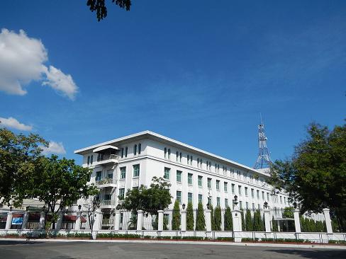 『央视新闻客户端』受新冠疫情影响 菲律宾总统府将于12日关闭
