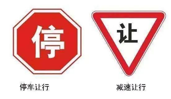 「阿虎汽车」扣分最多的交通标志,第一个你就分不清!