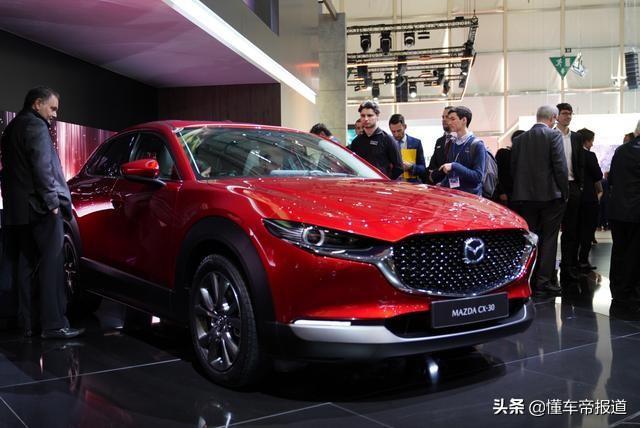 汽车大咖:丰田C-HR、大众探歌的对手来了 长安马自达CX-30有望6月面世