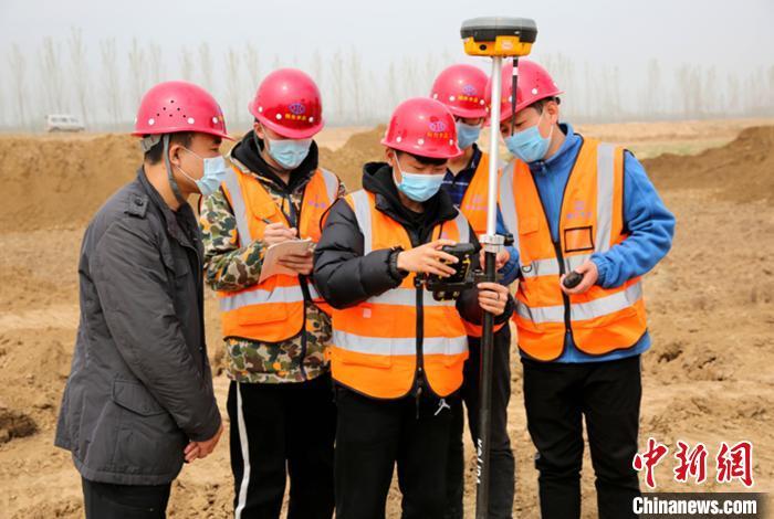 「中国新闻网客户端」山东金融机构累计投放超千亿元支持水利项目建设