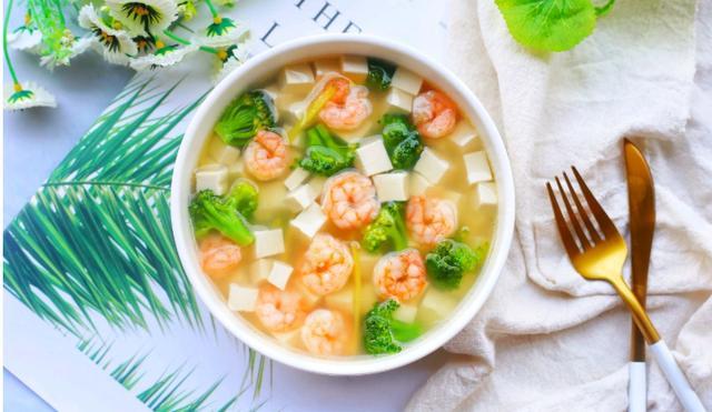 非常适合孕期来喝的一碗汤,营养全面,健康低脂