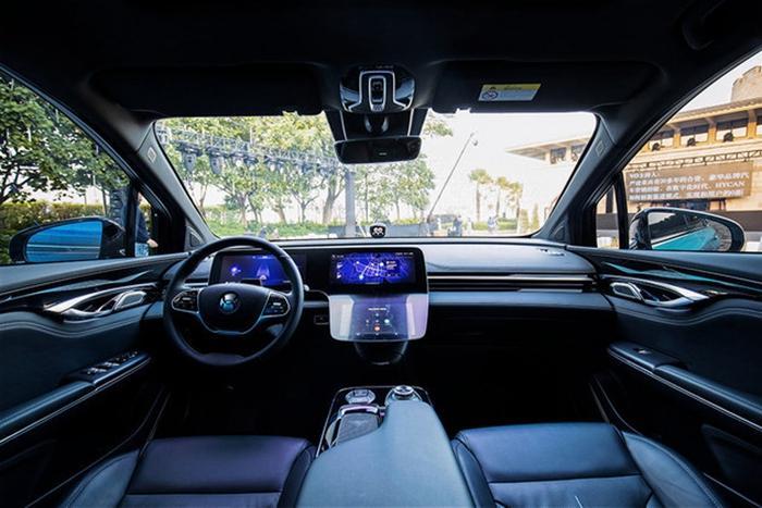 #中国新闻网客户端#镁佳科技携手广汽蔚来HYCAN 007 实现乘用车前装量产