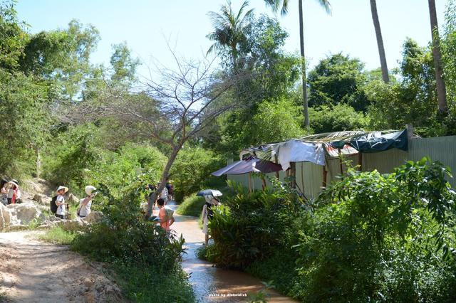 [旅行百事通]越南这条小水沟竟是游客竞相打卡的网红景点 仙女溪究竟去不去
