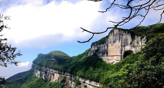 """「旅行柚子君」重慶隱藏的""""自然空調"""",氣溫比市區低十多度,距神龍峽1h車程"""