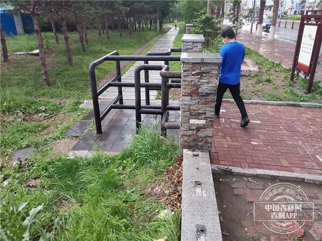 【中国吉林网】长春公园围栏拆了