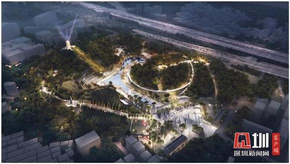 深圳新闻网全国首家民法公园选址观澜人民公园 预计七八月份向市民开放