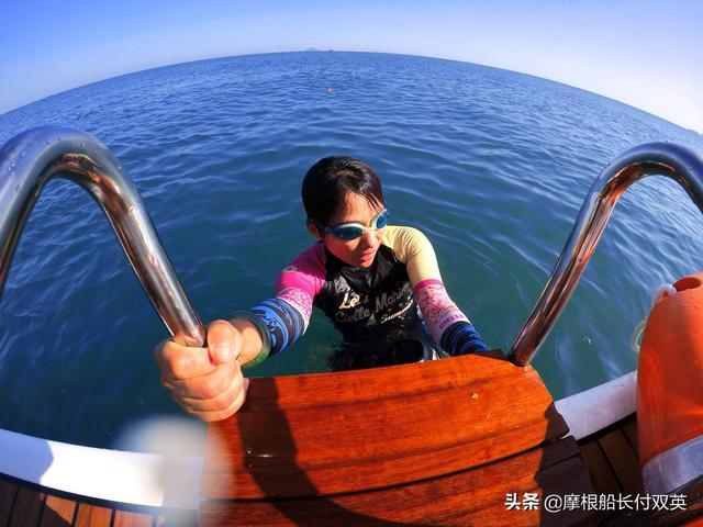 旅行柚子君■渤海帆船自驾游(下集)荒岛寻宝遭遇大风连夜逃离