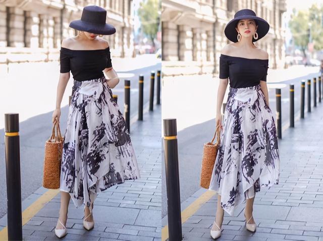 女人穿衣一定要做减法,越简单才越高级,这样的极简风格值得借鉴