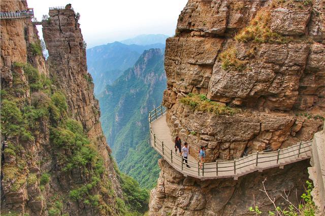 『玩乐足迹』京津冀避暑胜地,河北这座国家地质公园,风景壮美环境清幽