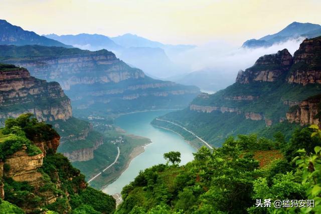 世界那么大:安阳林州:走,踏青去,听鸟语,闻花香