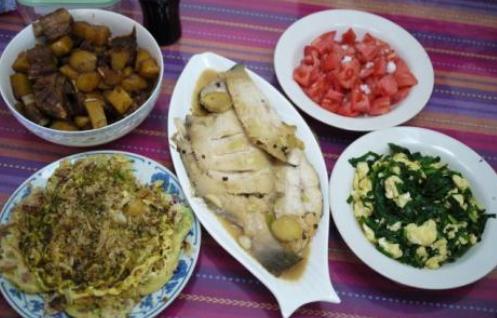 山东、陕西、河南丈母娘,各自做的饭,没对比就没伤害