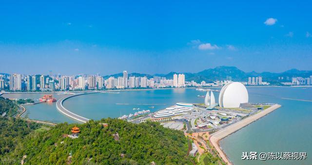 中国最宜居的三座城市