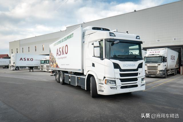 汽车大咖■斯堪尼亚在挪威将向ASKO交付75辆电动卡车