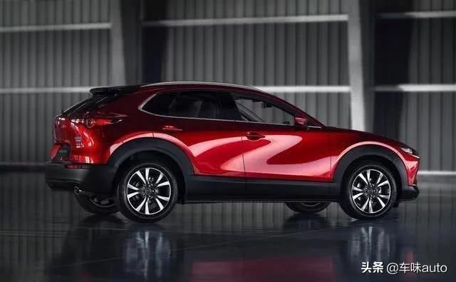 小蜜疯汽车:马自达全系2.0L自吸的CX-30能不能让丰田、本田紧张?