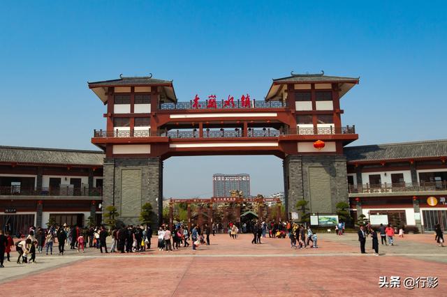 旅行柚子君■武汉黄陂木兰水镇,男孩子们最喜欢的军事主题公园