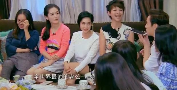 蔡少芬张晋结婚12年,他们的婚姻为什么这么幸福?