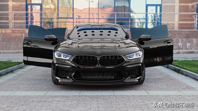 家有汽车■全新宝马M8登场 性能碾压奔驰AMG,奥迪RS7地位不保?