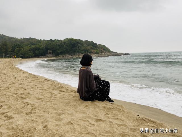 [旅行百事通]惠州罕见大沙滩:未开发,人少免费,车能直接开到沙滩上,爆爽