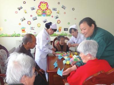 [营养健康学]甘肃发布行动计划 两年新增医养结合机构200家