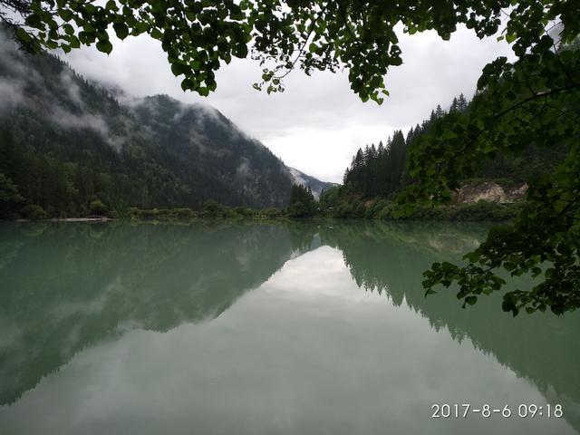 世界那么大▲九寨沟景区震前两天旅游照片