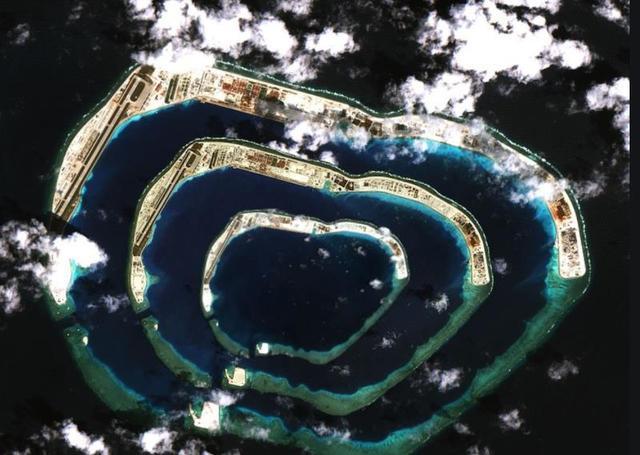 """我国首个人造岛屿,斥20亿美金建造,被称为中国版的""""马尔代夫"""""""